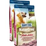 Sparpack! Happy Dog Natur Croq Active | 2 x 15kg