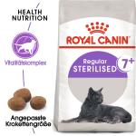 Royal Canin Sterilised 7+ | 400g