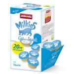 Animonda Milkies Snack Vorratspack | Active mit Taurin 20 x 15g