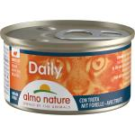 Almo Nature Daily Menu Häppchen mit Forelle | 85g