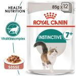 Royal Canin Instinctive +7 in Soße | 85g
