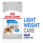 Royal Canin Size Health Nutrition Maxi Light | 3kg