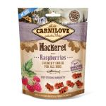 Carnilove Dog Crunchy Snack | Mackerel with Raspberries 200 g