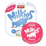 Animonda Milkies Snack | Beauty mit Zink 4 x 15g