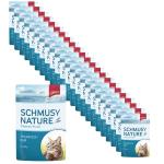 Sparpack! Schmusy Nature Meeres-Fisch Thunfisch in Jelly | 24 x 100g