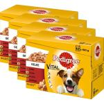 Sparpack! Pedigree Multipack Adult in Gelee | (4 x 12 =) 48 x 100g