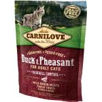 Carnilove Cat Adult Duck & Pheasant Hairball Control | 400g