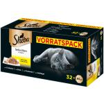 Sheba Multipack Selection in Sauce Geflügel Variation | 32 x 85g