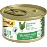 GimCat Superfood ShinyCat Duo Hühnchenfilet mit Gras | 70g