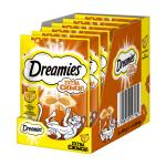 Maxi-Pack! Dreamies Extra Crunch | mit Käse 6x60g