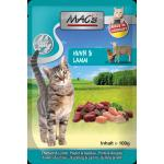 MAC's Cat Pouch Pack Huhn & Lamm | 100g