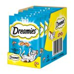Maxi-Pack! Dreamies | mit Lachs 60g 6x60g