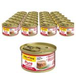 Sparpack! GimDog Pure Delight Thunfisch mit Rind | 24x85g