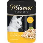 Miamor Filet Huhn & Thunfisch | 100g