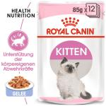 Royal Canin Kitten Instinctive in Gelee  85g