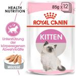 Royal Canin Kitten Instinctive in Mousse  85g