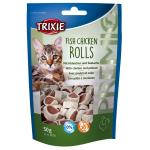 Trixie Premio Fish Chicken Rolls 50g