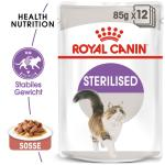 Royal Canin Sterilised in Soße  85g