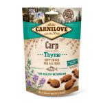 Carnilove Dog Soft Snack | Carp with Thyme 200g