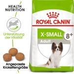 Royal Canin X-SMALL Adult 8+ | 500g