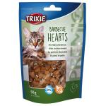 Trixie Premio Barbecue Hearts 50g