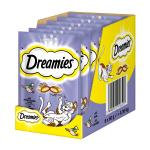 Maxi-Pack! Dreamies | mit Ente 60g 6x60g