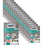 Sparpack! Tundra Cat Pouchpack Ente, Pute & Fasan | 16 x 85g