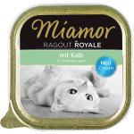 Miamor Ragout Royale Cream Kalb in Tomatencream | 100g