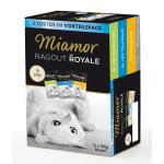 Miamor Ragout Royale Multibox Kaninchen, Huhn & Thunfisch in Jelly | 12x100g