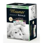Miamor Ragout Royale | Multi Mix (3x4) 12 x 100g in Sauce