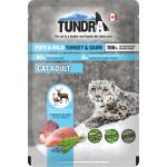 Tundra Cat Pouchpack Pute & Wild | 85g