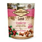 Carnilove Dog Crunchy Snack | Lamb with Cranberries 200g