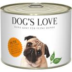 DOG'S LOVE Adult Pute | 200g