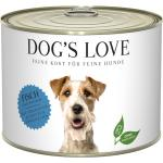 DOG'S LOVE Adult Fisch | 200g