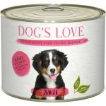 DOG'S LOVE Junior Rind | 200g