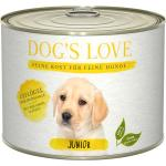 DOG'S LOVE Junior Geflügel | 200g