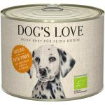 DOG'S LOVE Bio Pute | 200g