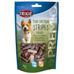 Trixie Premio Stripes Fish Chicken 75g