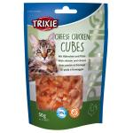Trixie Premio Cheese Chicken Cubes 50g