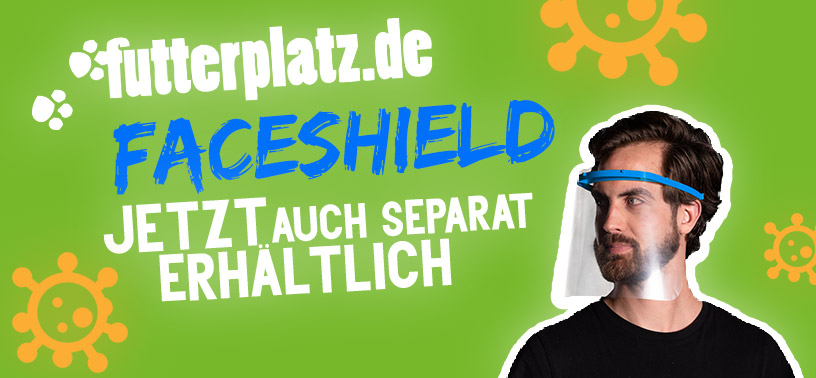 Faceshield separat