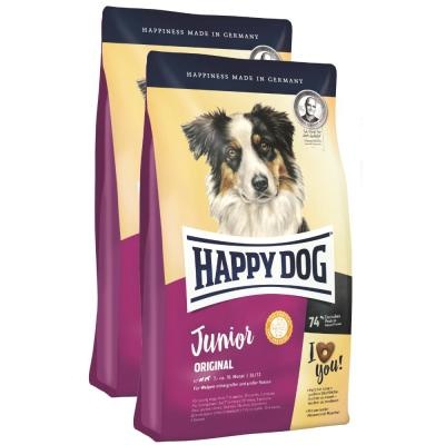 Sparpack! Happy Dog Junior Original | 2x10kg