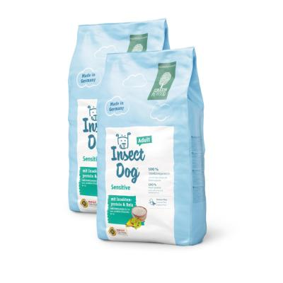 Sparpack! Green Petfood InsectDog sensitive | 2 x 10 kg