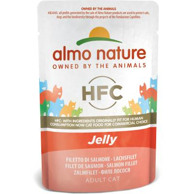 HFC Jelly Lachs 55 g