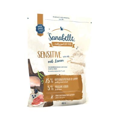 Sanabelle Sensitive Lamm | 400g