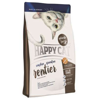 Happy Cat Sensitive Grainfree Rentier | 1,4kg
