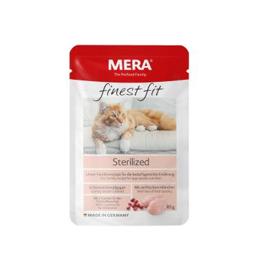 MERA finest fit Sterilized | 85g