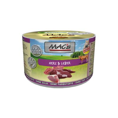 MAC's Cat Herz & Leber | 200g
