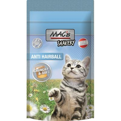 MAC's Cat Shakery Snack Anti-Hairball | 60g