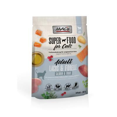 MAC's Cat Adult Lachs & Forelle | 300g