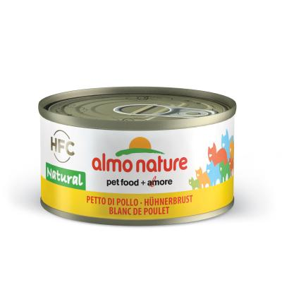 Almo Nature HFC Huhn (Hühnerbrust) | 70g